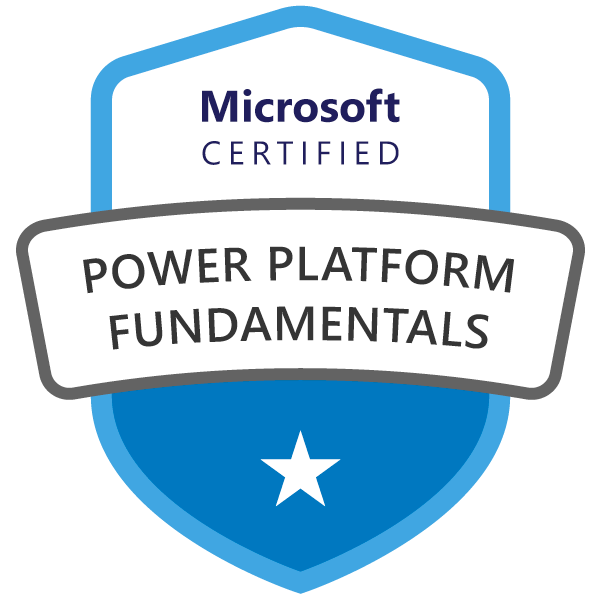 CERT Fundamentals Power Platform