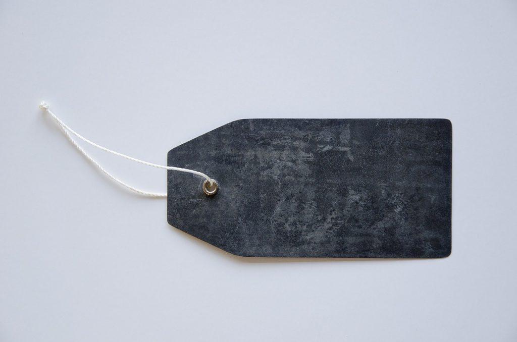 tag, label, design